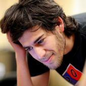 Aaron Swartz, courtesy of Sage Ross, Wikimedia Commons