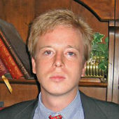 Image of Barrett Brown, Wikipedia