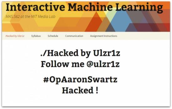 MIT hacked