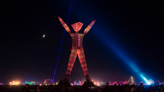 Burning Man ticket cheaters won't prosper.