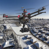 Drone image courtesy of Shutterstock