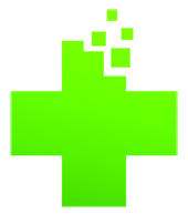 Medical cross. Image courtesy of Shutterstock.