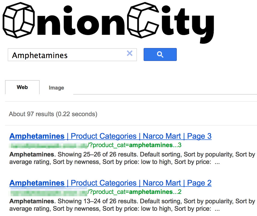 Onion City results
