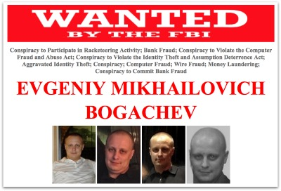 Bogachev Wanted poster