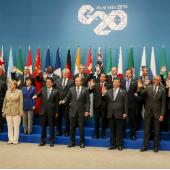 G20 Summit Australia world leades, image via Wikimedia Commons