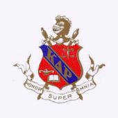 Kapp Delta Rho crest