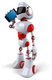 Robot. Image courtesy of Shutterstock.