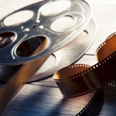 Film reel image courtesy of Shutterstock