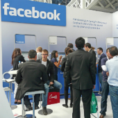 Facebook at ad:tech London, 2010, Creative Commons