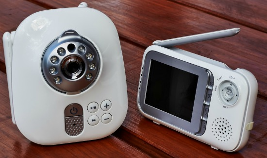 Baby monitor. Image courtesy of Shutterstock