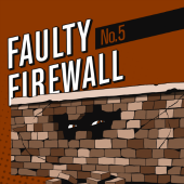 Faulty firewall