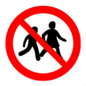 No children, image courtesy of Shutterstock