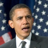 Obama. Image courtesy of Christopher Halloran/Shutterstock