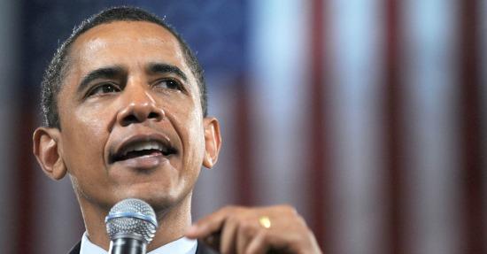 Barack Obama. Image courtesy of Everett Collection/Shutterstock