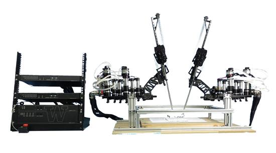 Raven II robot