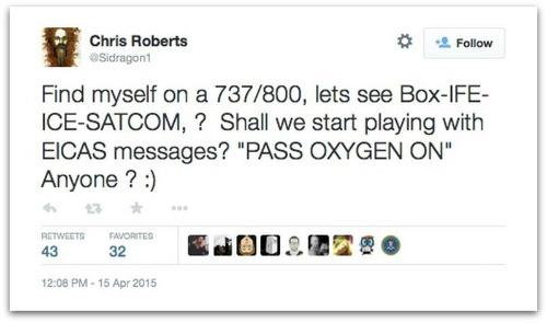 Roberts' tweet