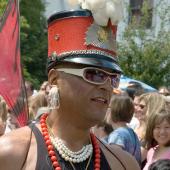 Image of Baton Bob courtesy of Flickr user Rob Holland (CC)