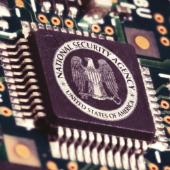 NSA. Image courtesy of Carsten Reisinger/Shutterstock