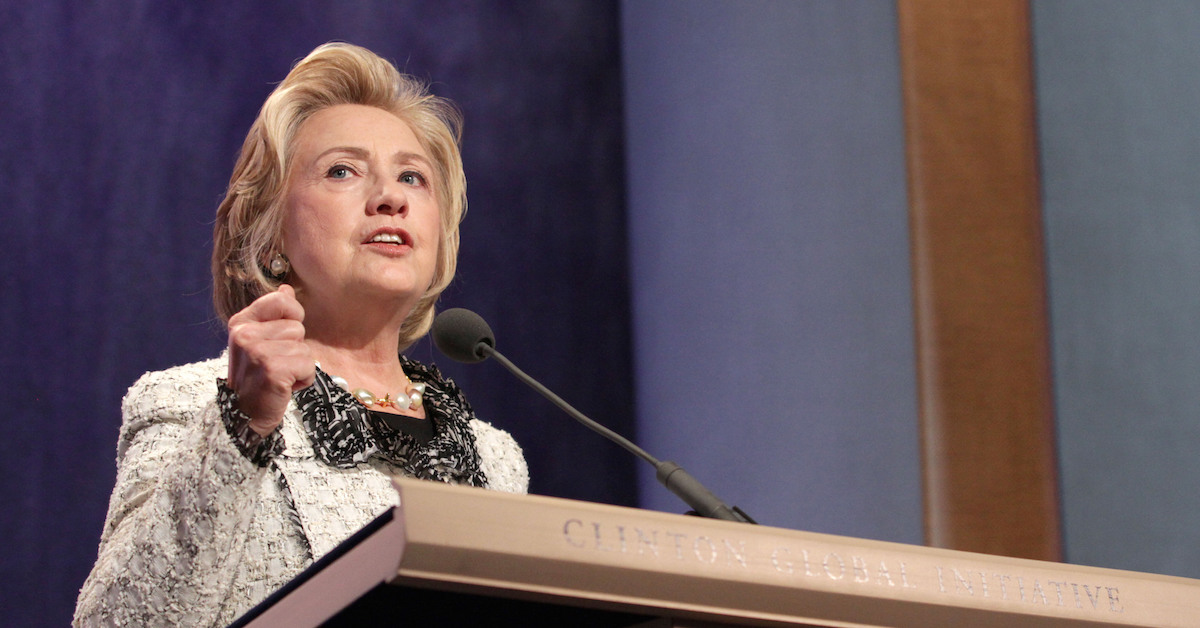 Hillary Clinton: China hacks 'everything that doesn't move' in the US