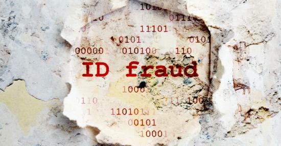 ID fraud