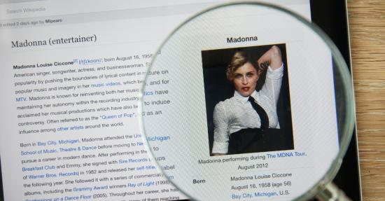 Madonna hacked