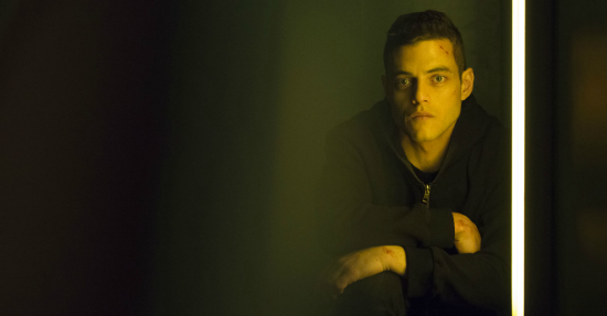 Mr. Robot's Elliot