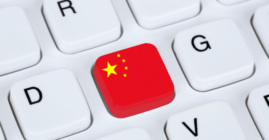 China internet crackdown