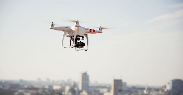 Drone. Image courtesy of Shutterstock