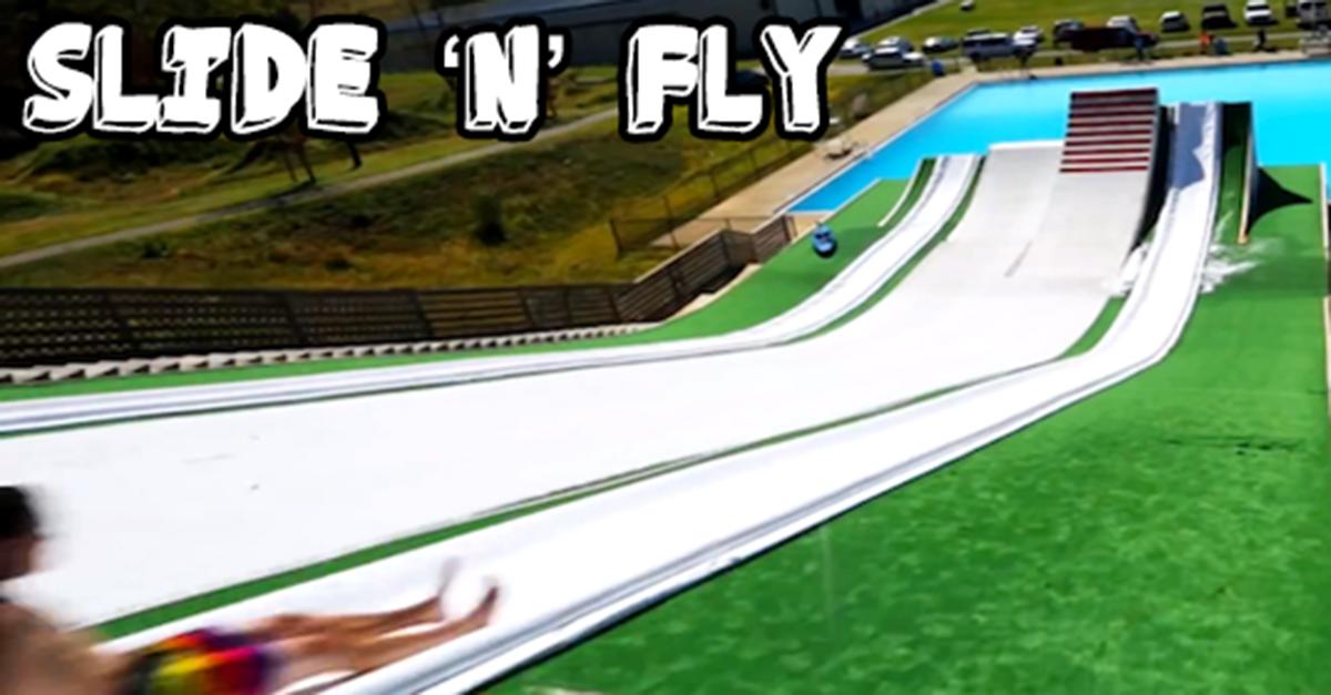 SLide N Fly Facebook event