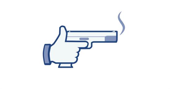 Facebook threat