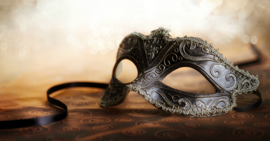 Mask image courtesy of Shutterstock