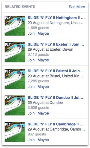 Slide N Fly related posts