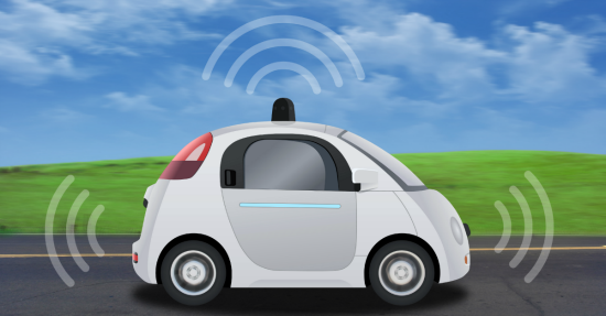 Driverless car hack