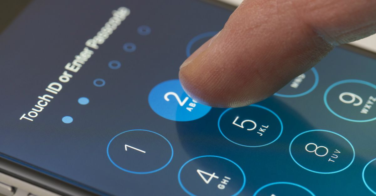 Passcode. Image courtesy of ymgerman / Shutterstock.