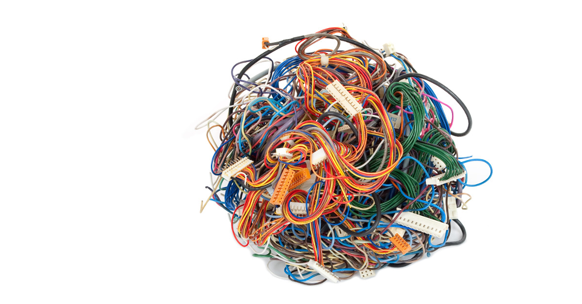 Internet of Tangled Things