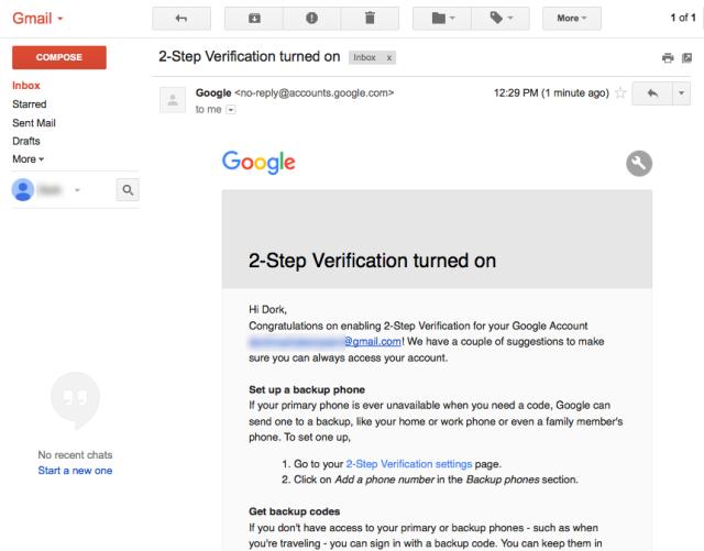Gmail 2FA 11