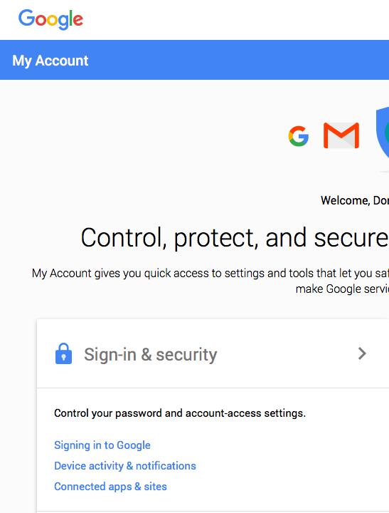 Gmail 2FA 3