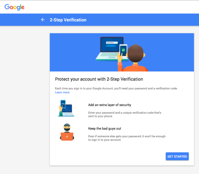 Gmail 2FA 5