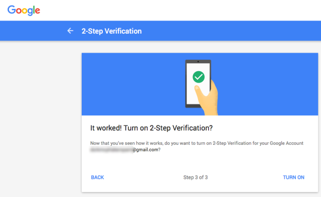 Gmail 2FA 9